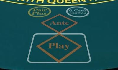 3 Card poker Side Bets